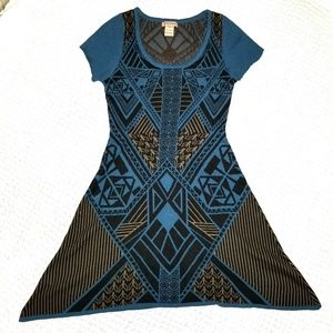 🌊Anthropologie Flying Tomato Knit Dress   xxs